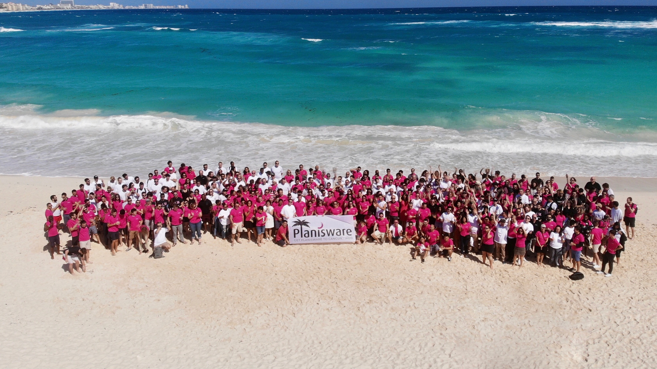 Cancun Kick-off 2020